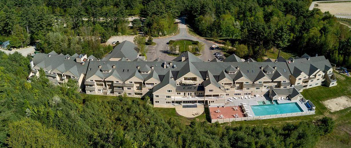 Grand Summit Hotel at Attitash, New Hampshire