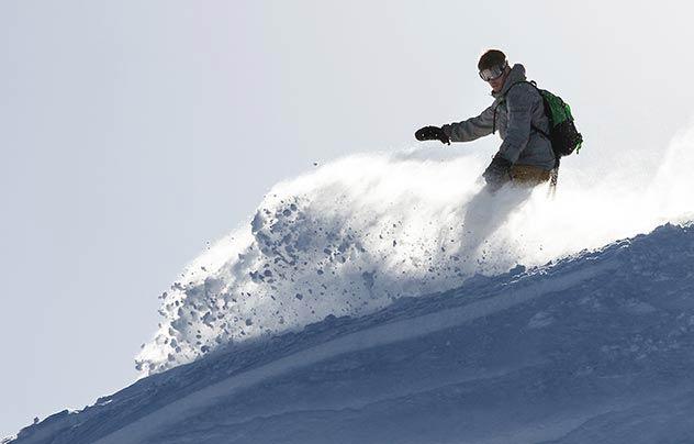 Grand Summit Hotel at Attitash, New Hampshire Ski-In/Ski-Out