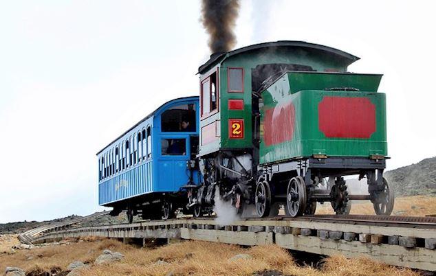 Cog Railway at New Hampshire